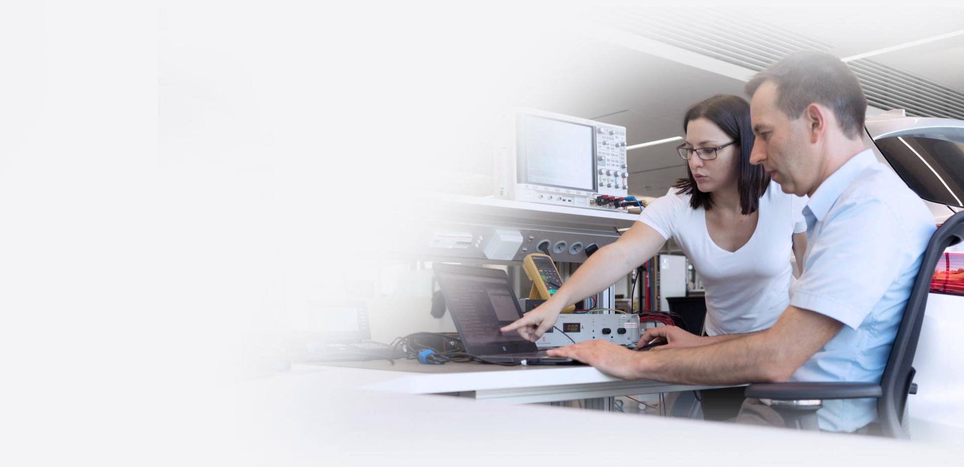 Flexibles Brose Bürokonzept für kreatives Arbeiten