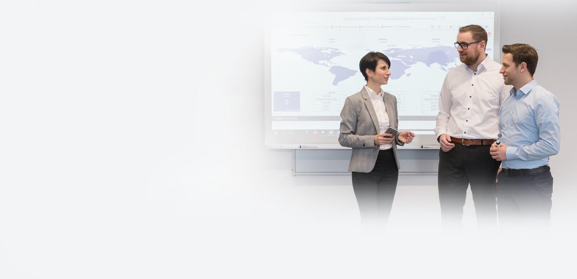 Brose Fertigungsplanung Ein globales Netzwerk