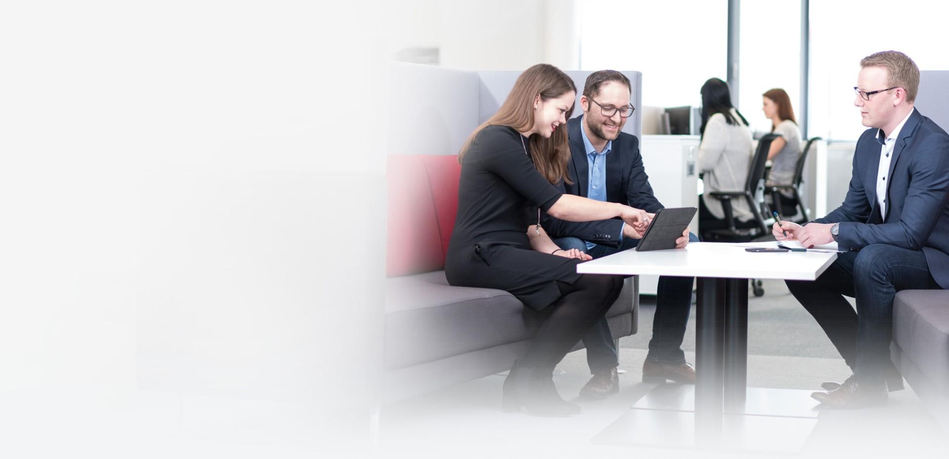 Brose IT Karriere, Fortschrittliche Arbeitswelt: mehr Effizienz