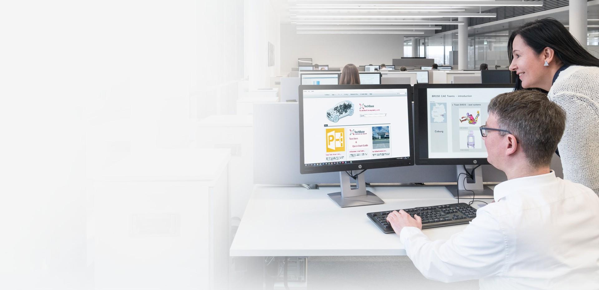 Brose IT Karriere, Fortschrittliche Arbeitswelt: Kompetenzen stärken