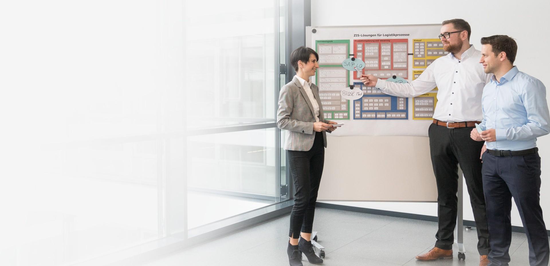 Brose IT Karriere, Fortschrittliche Arbeitswelt: Fachwissen und Persönlichkeit