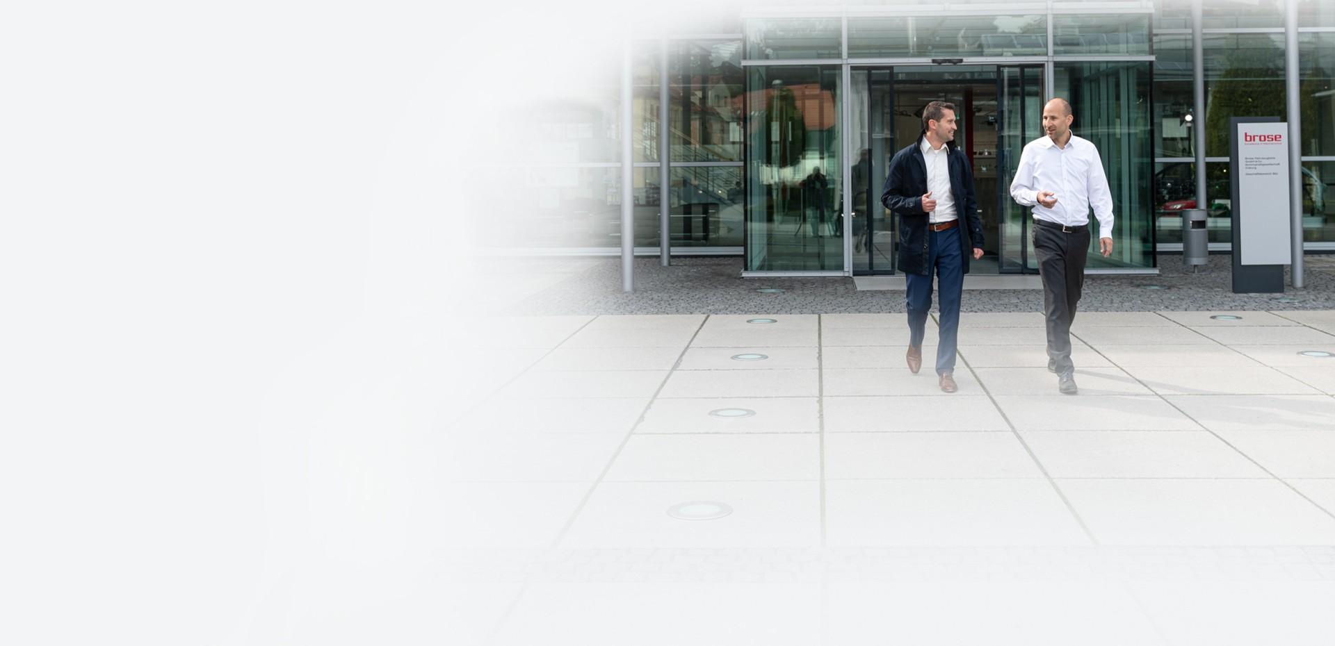 Brose Projektmanagement Eingespieles Tandem Projektleiter und Projektingenieur