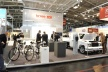 <p>The booth of the Brose-SEW joint venture at the eCarTec, which took place from October 18 - 20 in Munich.</p>