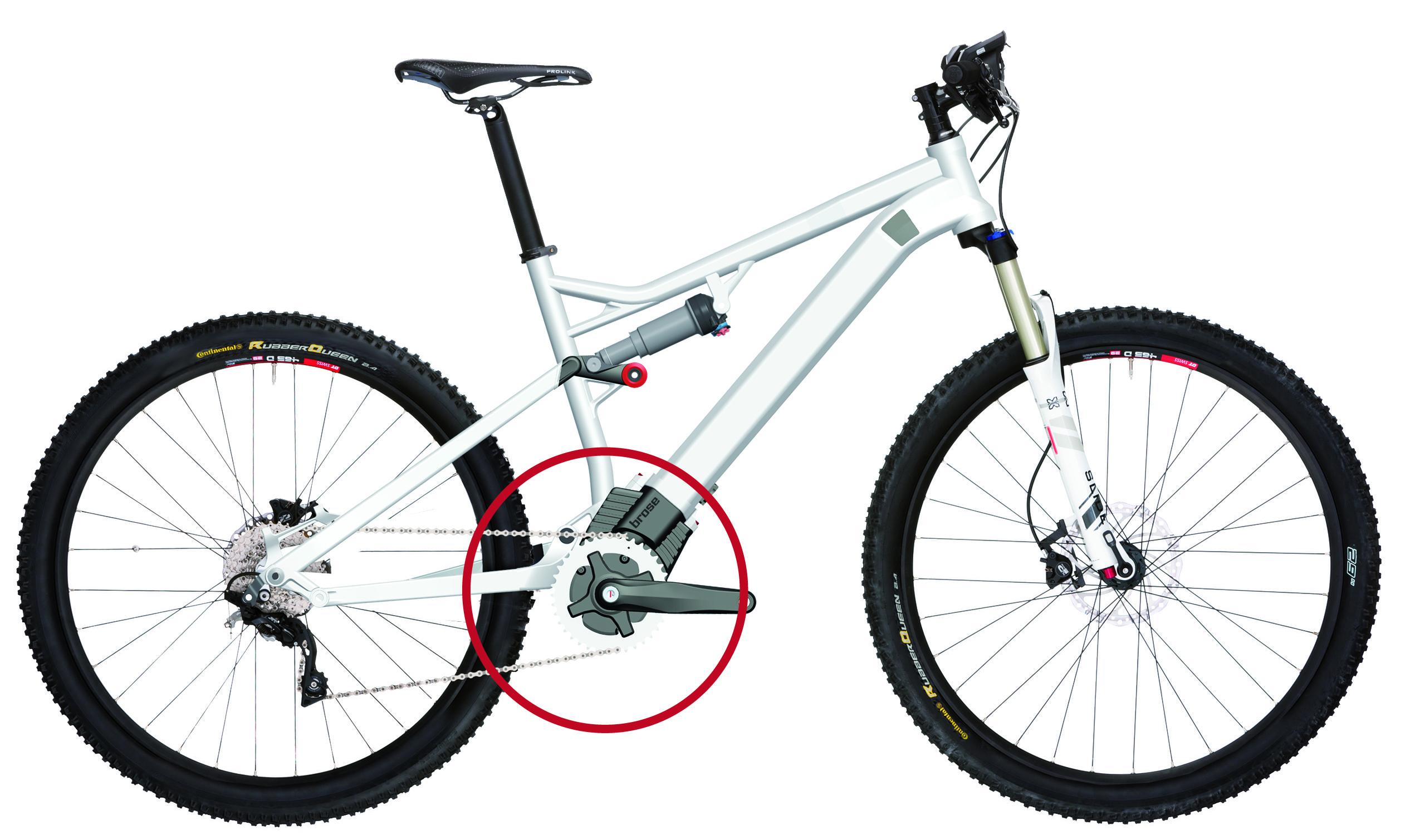 Brose Electric Bike Bike Pic