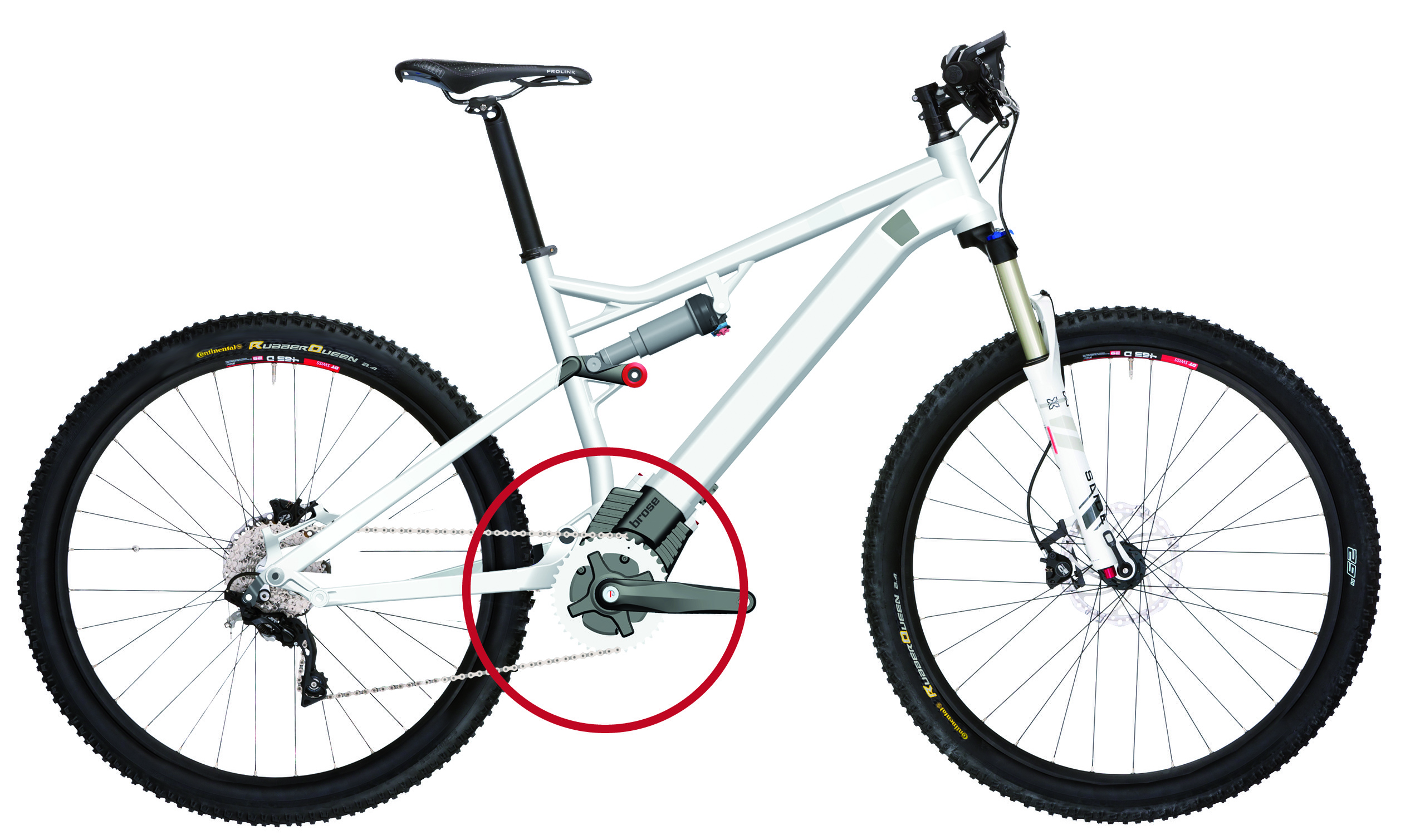 eurobike 2013 brose stellt e bike antrieb vor. Black Bedroom Furniture Sets. Home Design Ideas