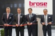 <p>The official opening of the new plant (from left): Kurt Sauernheimer (Executive Vice President Door Systems Brose Group), Scott Garberding (Head of Group Purchasing Fiat Chrysler Automobiles), Jürgen Otto (CEO Brose Group) and Luigi Di Battista (General Manager Brose Melfi).</p>