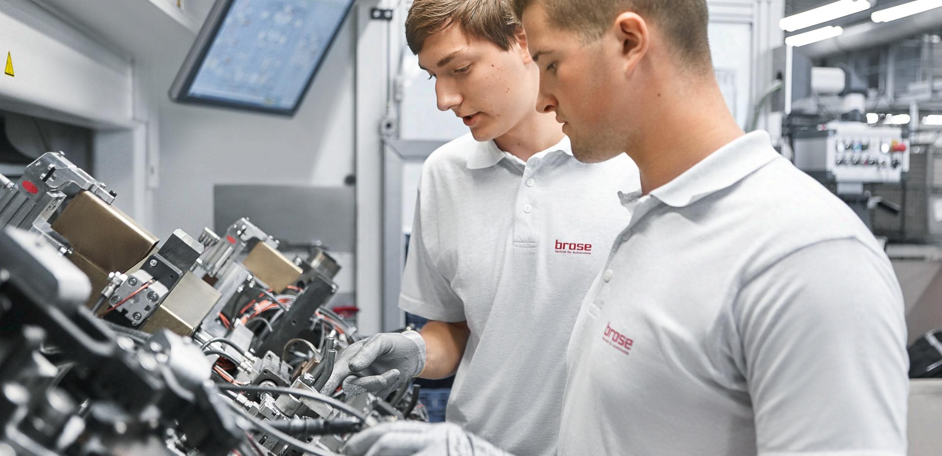Brose Slowakei Mechanic of machines and equipment