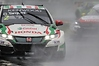 <p>Gabriele Tarquini, who started for Tiago Monteiro, came in fifth place.</p>